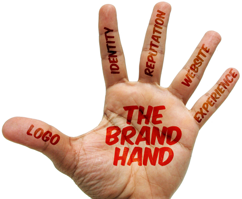 Ken Drab's 'The Brand Hand'