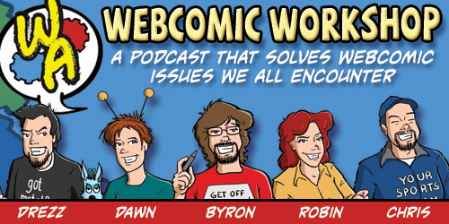Webcomic Workshop Podcast 72