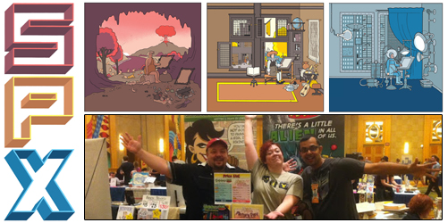 Small Press Expo Recap!