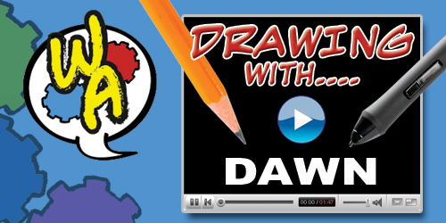 Drawing With DAWN #1