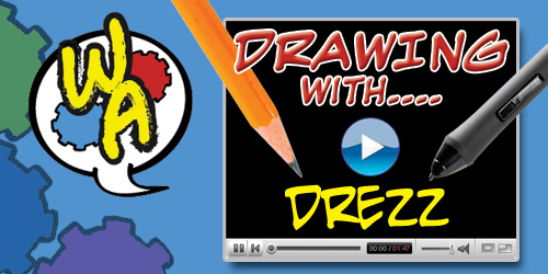 Drawing with Drezz #1