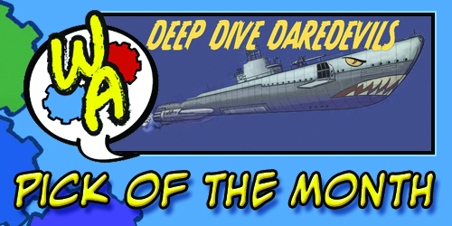 POTM: Deep Dive Daredevils