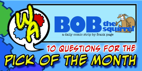 POTM Interview: Frank Page of Bob the Squirrel