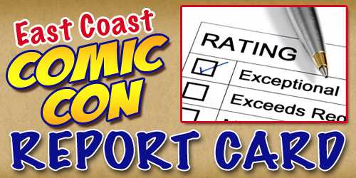 East Coast Con Report Card