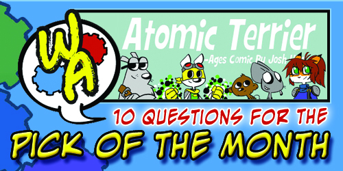 POTM Interview: Josh Hughes of Atomic Terrier