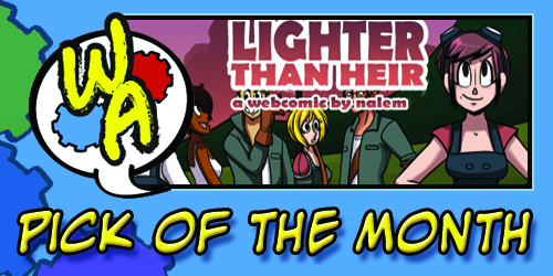 POTM: Lighter than Heir