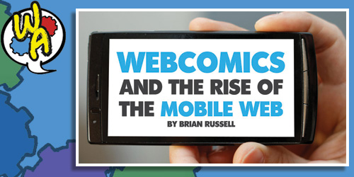 Webcomics and the Rise of the Mobile Web