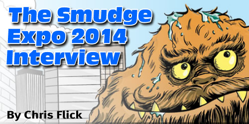 smudge expo interview