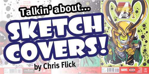 Talking about Sketch Covers…