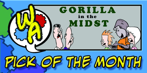 POTM: Gorilla in the Midst