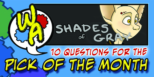 "POTM Interview: Christine Dufor of ""Shades of Gray"""