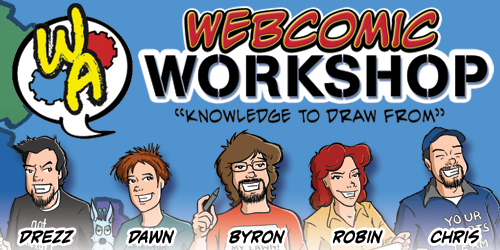 Webcomic Workshop Podcast 75