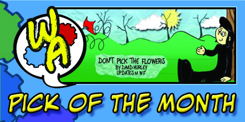 POTM: Don't Pick the Flowers