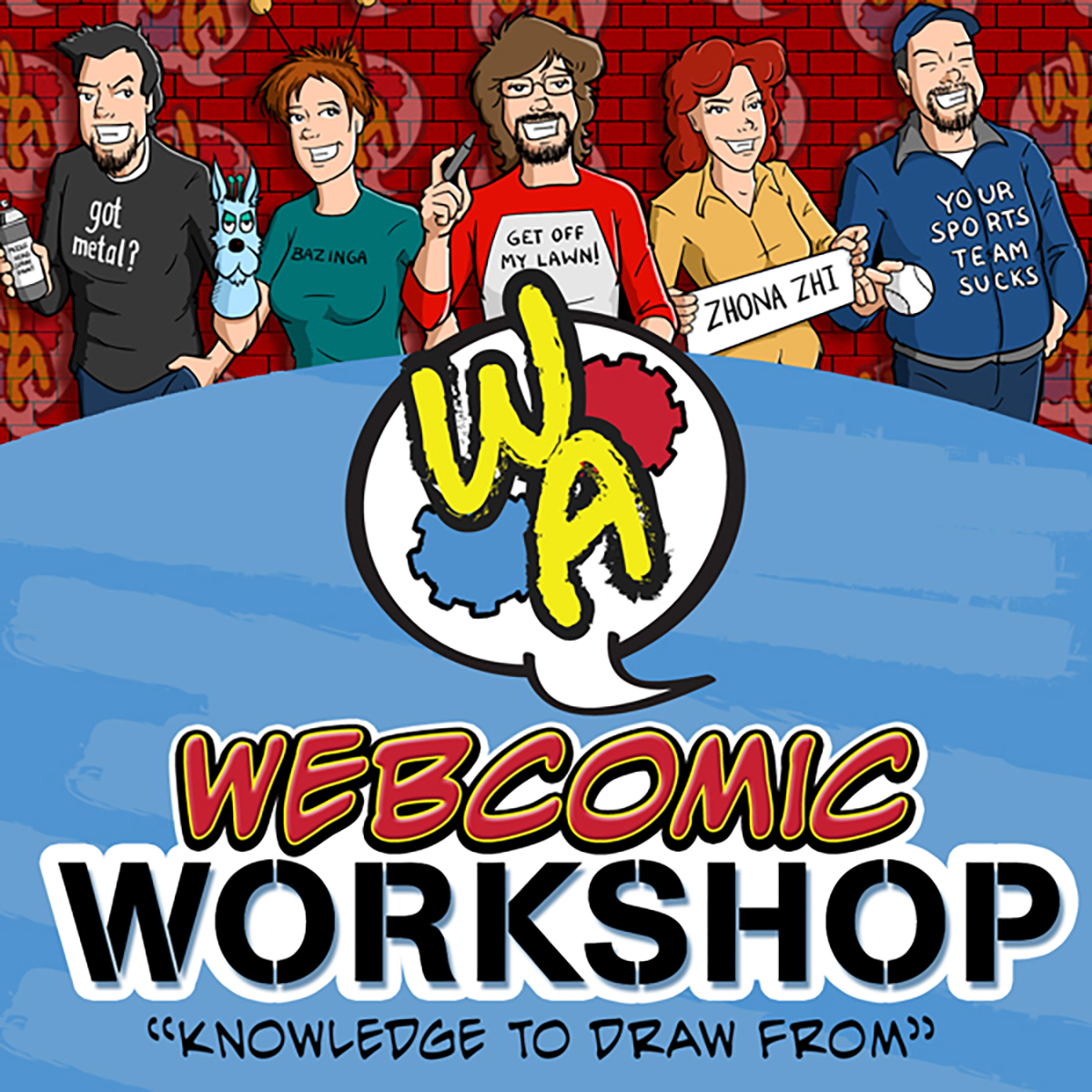 Webcomic Alliance » Podcast Feed